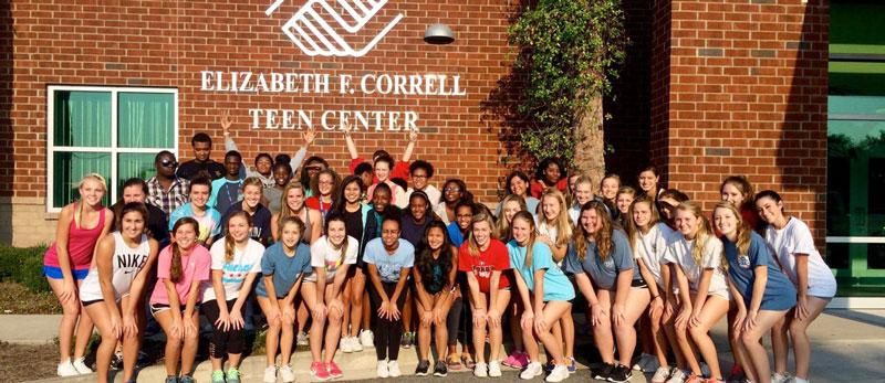 Correll Teen Center