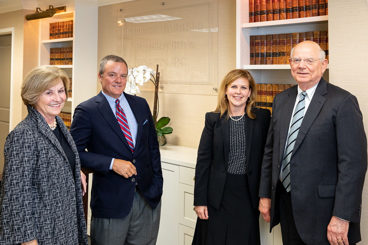 Attorneys at Gilbert Harrell Law Firm