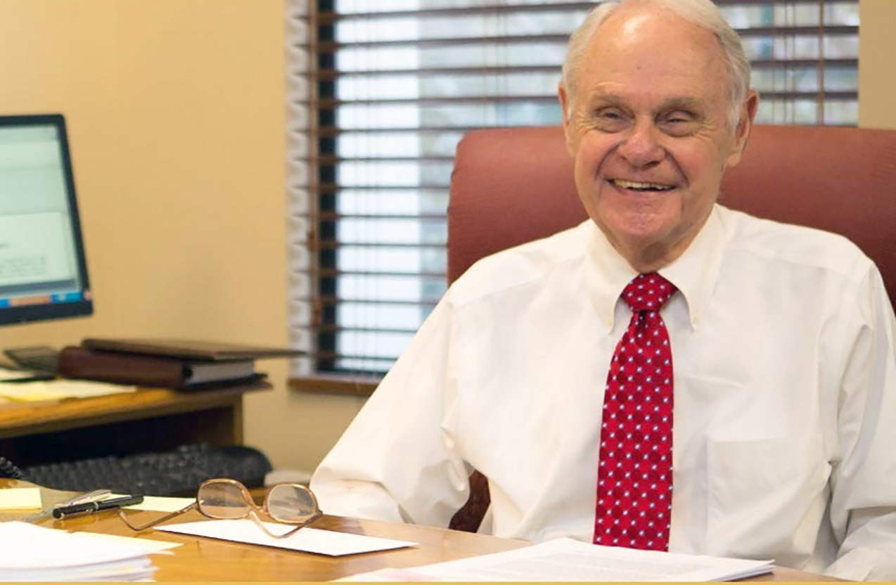 Wallace Harrell Retired Attorney