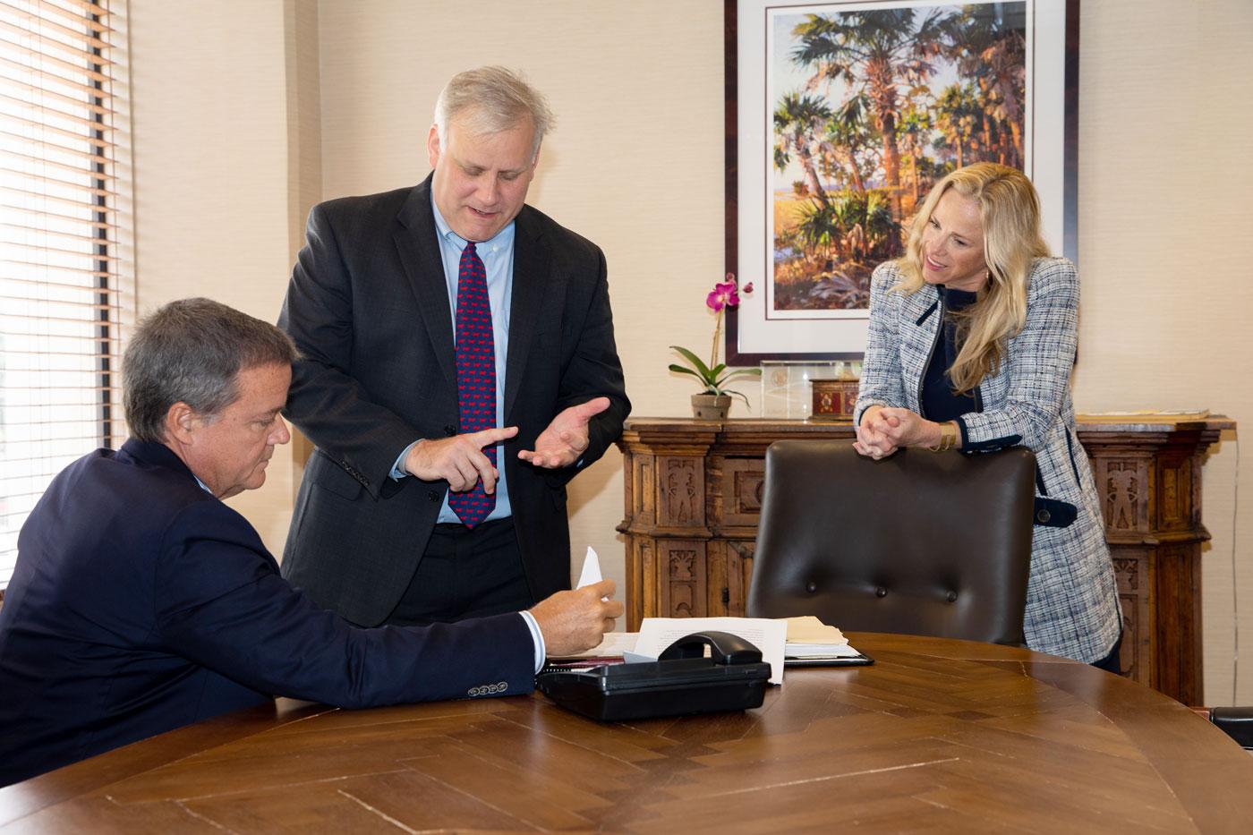 Regulatory attorneys meeting